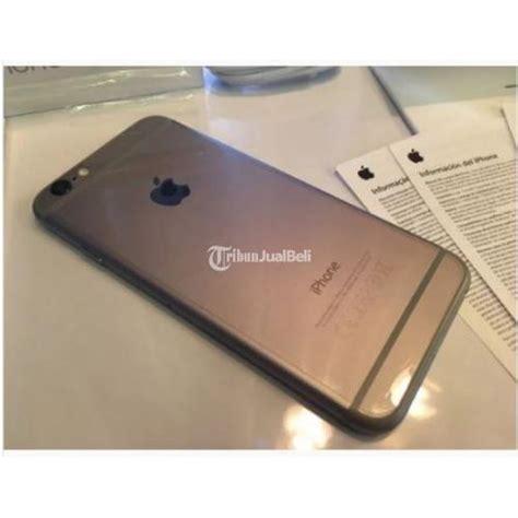 handphone apple iphone  gb space gray  harga