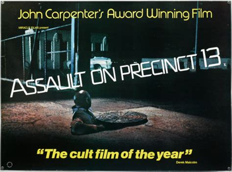 Assault On Precinct 13 Blu Ray 1976 Us Import Co - assault on precinct 13 1976 has 40th anniversary release