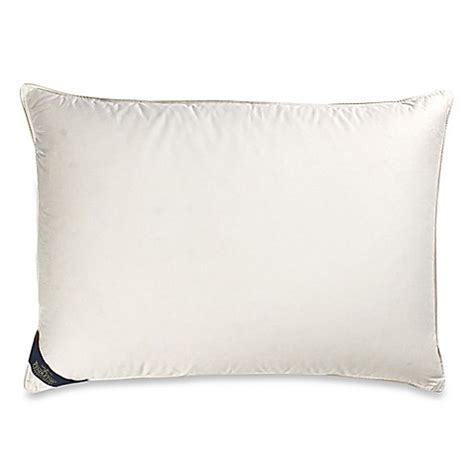 bed pillows bed bath and beyond pendleton 174 wool and down pillow bed bath beyond