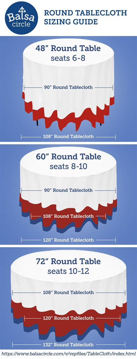 tablecloth size for 6 person 17 best images about linen sizing guides on pinterest