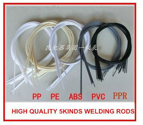 All Flo Pe 15 1 5 Inch Polypropylene Santoprene free shipping 25pc lot plastic welding rods welder rod pp ppr abs pe pvc for plastic welder gun