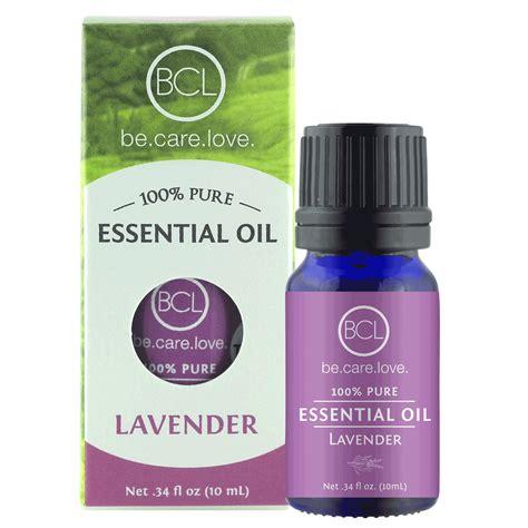 Lavender Essential lavender essential bcl spa cosmoprof