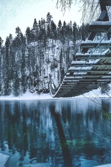 imagenes de invierno tumblr paisajes hermoso tumblr