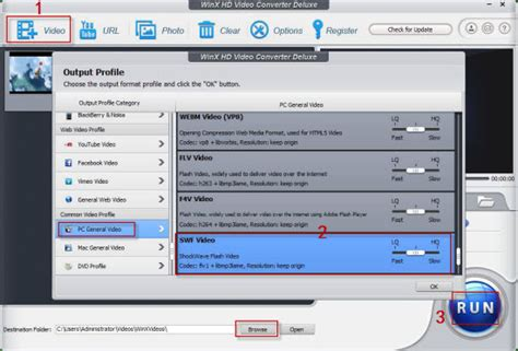 converter swf to mp4 mp4 to swf fast convert mp4 to swf flash video on pc mac