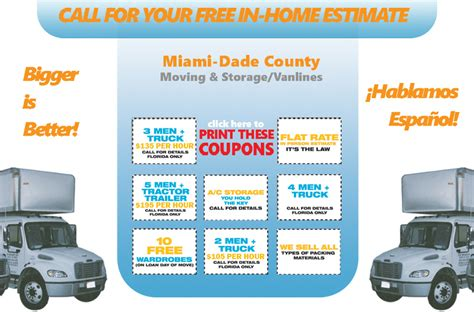 moving companies moving companies in miami dade county
