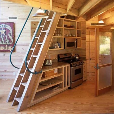 ships ladder for tiny home home ideas inside and outside