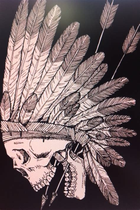 sioux indian tribal tattoos indian skull inspiration s inked