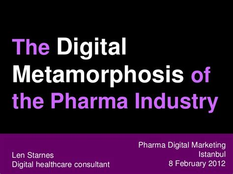 8 Advertising Tricks Of The Industry by The Digital Metamorphosis Of The Pharma Industry