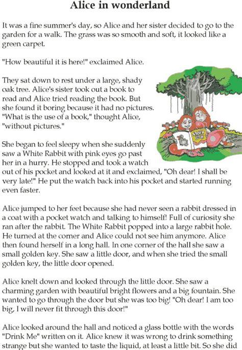 english themes for grade 5 english reading practice grade 5 print free fourth grade
