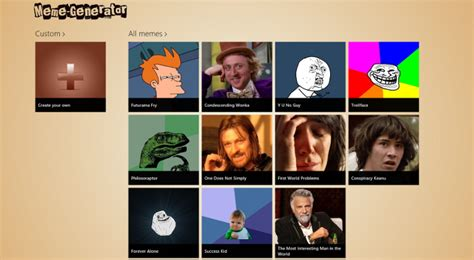 Meme Creator Download - download a free meme generator for windows 8 softpedia