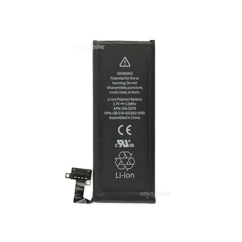 Anti Iph 5g Iph 6 Iph 6 Iph 7 Iph 7 original quality iphone 4s akku 1430mah li ion battery neu