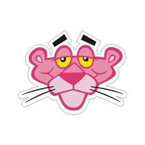 pics photos pink panther face