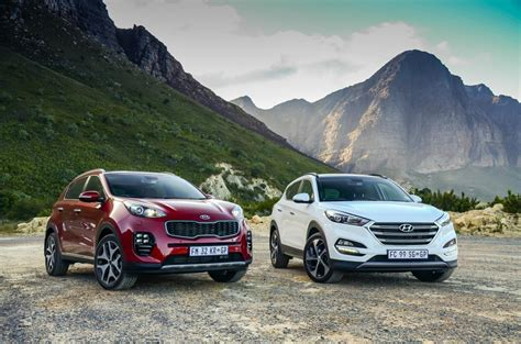 volkswagen tucson comparative review hyundai tucson vs kia sportage vs