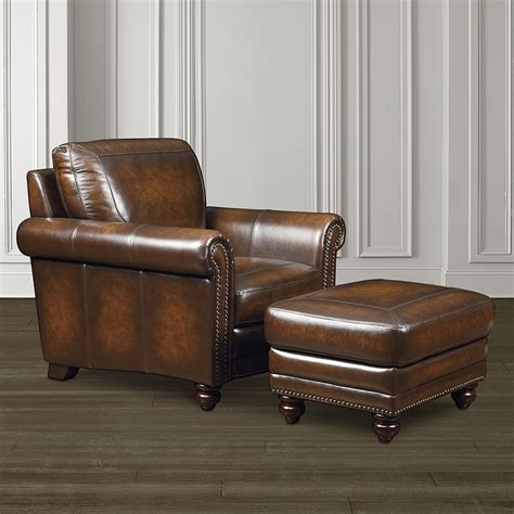 bassett recliners in leather hamilton old world chair brown leather bassett furniture