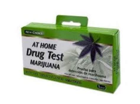 home test marijuana