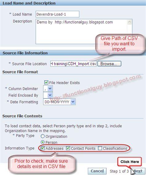 csv format data type functional guy devendra gulve file import in customer