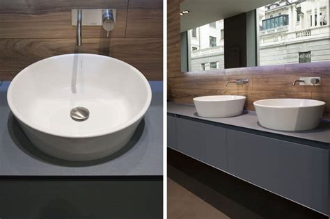top mount bathroom sinks pila top mount sink modern bathroom sinks miami by