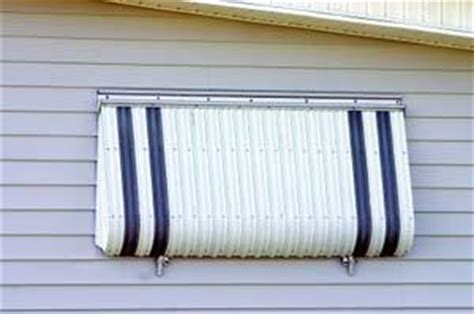 mobile home awning parts awnings mobile homes rainwear