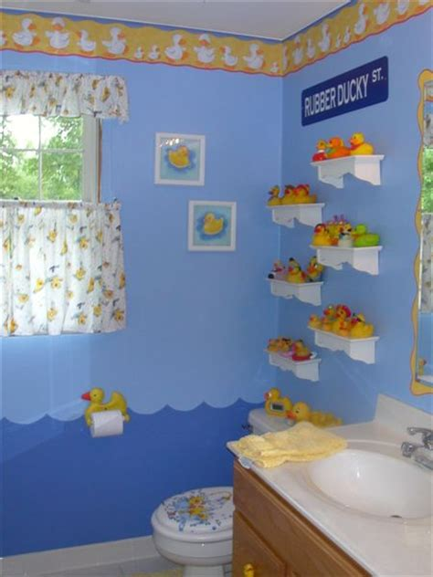duck bathroom rubber ducky bathroom decor shower remodel party