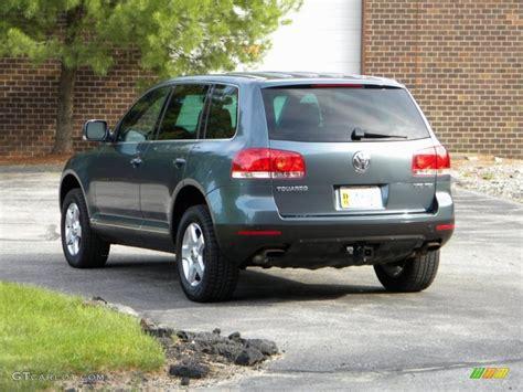 Volkswagen V10 Tdi by 2004 Offroad Grey Metallic Volkswagen Touareg V10 Tdi