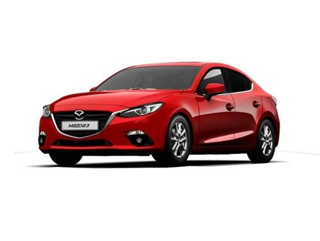 Mazda 3 Fastback Car Leasing Nationwide Vehicle Contracts