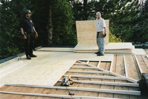 How To Reshingle A Garage Roof by Mbm Roofing 972 587 9042