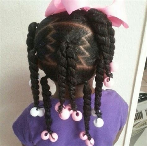 parting hair when braiding a ball 10 images about little black girls hair on pinterest
