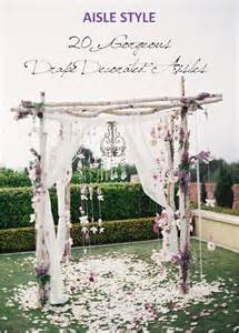 Hire Drapes For Wedding Aisle Style 20 Gorgeous And Diy Able Drapes Chic