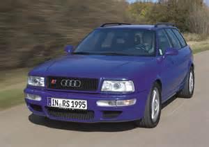 1991 1995 b4 audi rs2 avant eurocar news