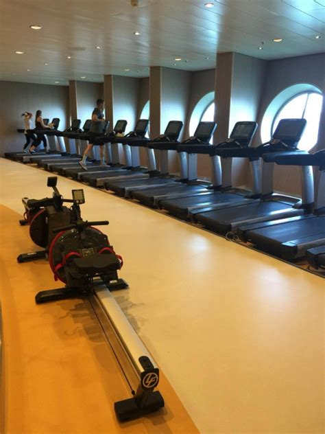 Cardio Equipment For Small Spaces - first time cruisers royal caribbean blog