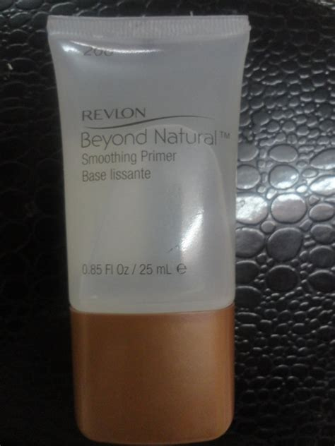 Revlon Beyond Primer revlon beyond smoothing primer review