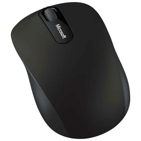 Mouse Bluetooth Microsoft microsoft 3600 bluetooth bluetrack mobile mouse pn7 00002 black wireless mice best buy
