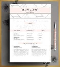 curriculum vitae sle editable creative resume template cv template instant editable in ms word and pages cover