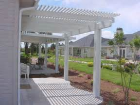 Patio Cover Design Ideas Lattice Patio Cover