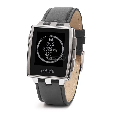Smartwatch Pebble smartwatch steel pebble 401slr