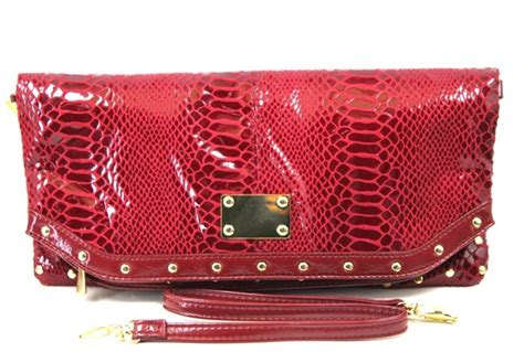 New Arrival Longch Snake Print Small Bag Rt pc10006 wine clutch fashion bag clutches