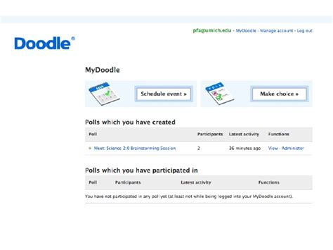 doodle poll maybe scheduling tools doodle and more