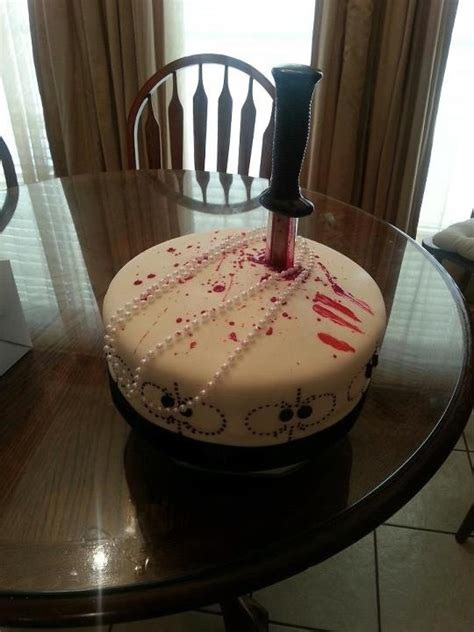 themed mystery party murder mystery cake birthday party ideas pinterest