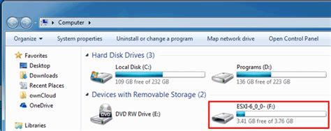rufus tutorial bootable usb create a bootable esxi usb flash drive installer rufus