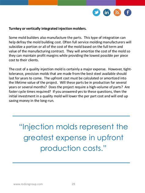 read ebook injection molding free new ebook quot an introduction to plastic injection molding quot