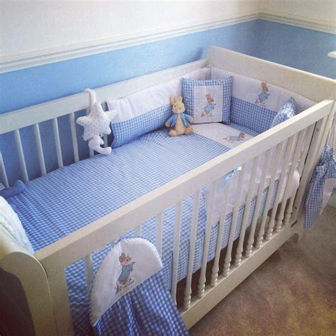 peter rabbit crib bedding peter rabbit 3 piece baby bedding set