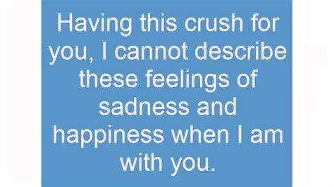 quotes about crushes sad quotes sad crush quotes
