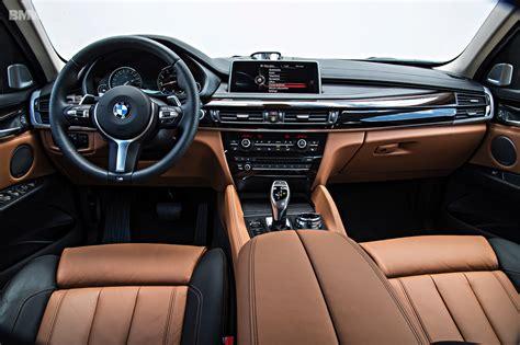 Bmw X6 Interior Pictures by 2015 Bmw X6 Xdrive50i 99