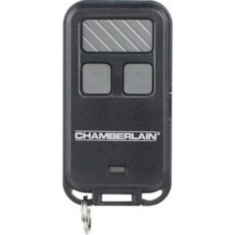 Garage Door Opener Remote Menards Chamberlain Three Button Keychain Remote At Menards 174