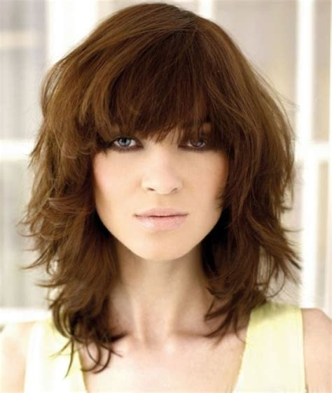 forward cut curly shag hairstyles 167 best images about hair on pinterest light brown bob