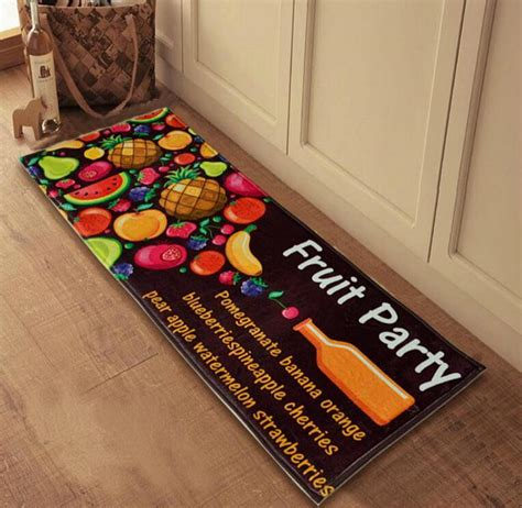 Fruit Kitchen Rugs Popular Fruit Kitchen Rugs Buy Cheap Fruit Kitchen Rugs Lots From China Fruit Kitchen Rugs