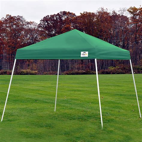 Portable Canopy Shelterlogic 12 X 12 Portable Canopy Slanted Leg In Canopies