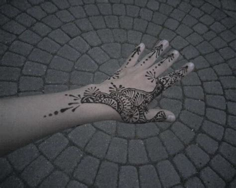do henna tattoos come off henna by kaeldrarose on deviantart
