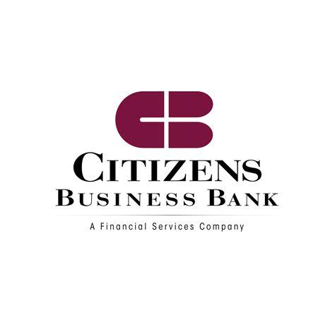 citezen bank cbbank citizens business bank a financial services