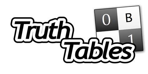 logic table generator table generator javascript brokeasshome com